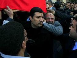 Египетские боевики ответственны за убийство офицера полиции