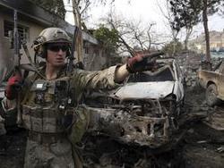 Афганистан: террорист-смертник напал на полицейский участок