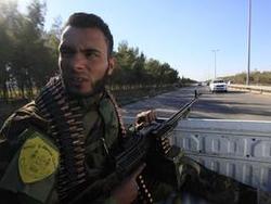 Сирийские войска вытеснили боевиков с деревни в провинции Хама