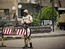 Боевики убили 5 офицеров на окраине Каира