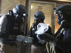 МИД России: химоружие Сирии будет уничтожено 13 апреля
