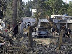 Придорожные бомбы унесли жизни 6 пакистанских солдат