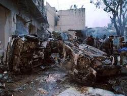 Сирийская армия истребляет повстанцев вблизи Ливана