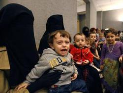 ООН: Сирийские дети наиболее пострадали от гражданской войны