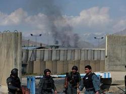 Талибы напали на штаб-квартиру избирательной комиссии в Кабуле
