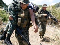 В столкновении с Абу Сайяфом ранены 18 филиппинских военных