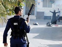 В результате взрыва в Бахрейне ранен полицейский