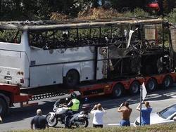 Болгария: за взрыв автобуса в прошлом году ответственен алжирец