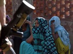 Индия: боевики взорвали джип с военослужащими