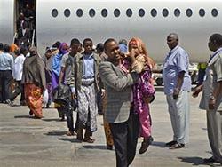 Кения депортировала в Могадишо 91 сомалийца