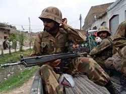 От взрыва возле афганской границы погибли 3 военных