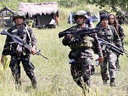 Филиппины: в ходе столкновений погибли 2 солдата и 5 боевиков