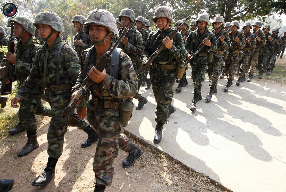Венные захватили власть в Тайланде