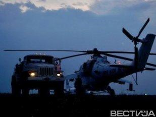 Вертолеты против татар