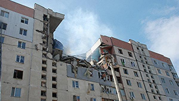 Взрыв в Николаевске