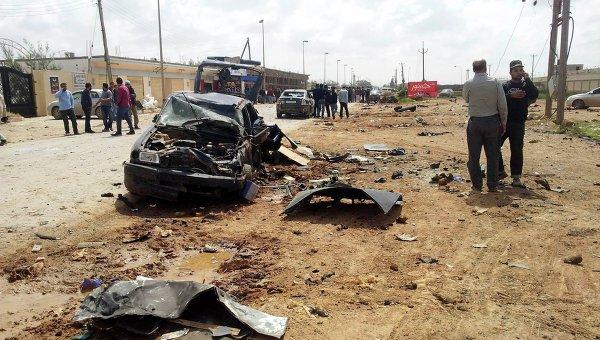Конфликт в Ливии