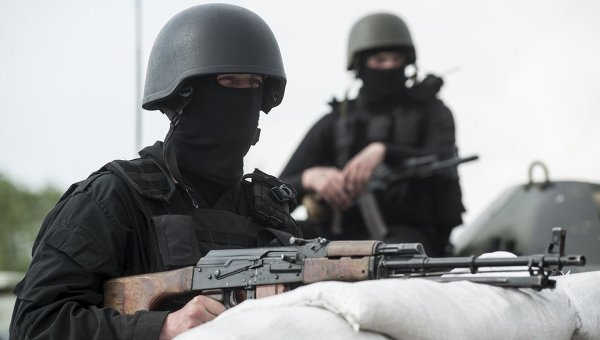 Наемники США на Украине