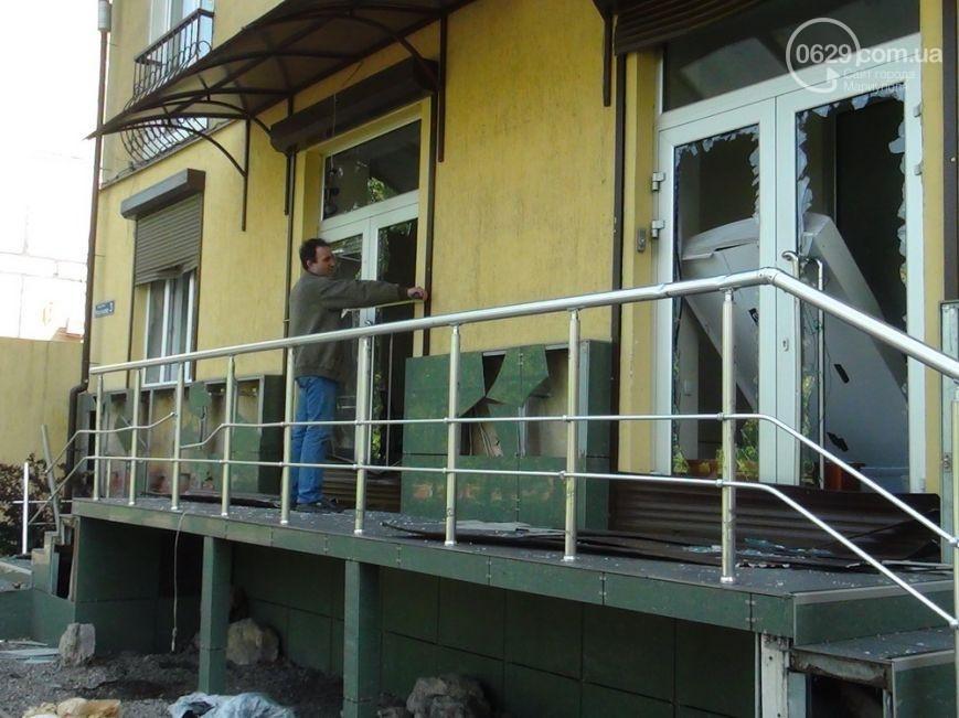 Силовики захватили здания 4 школ