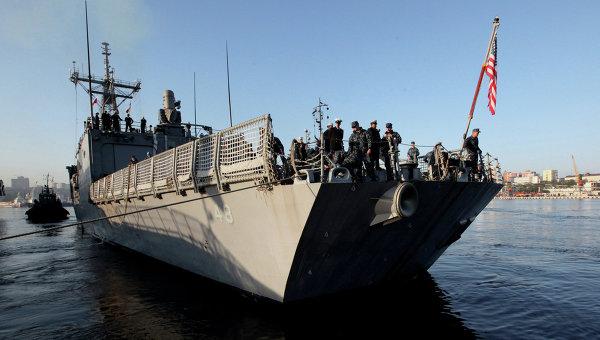 В Иране пообещали потопить американский авианосец за 50 секунд.