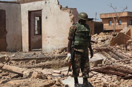 теракт, нигерия