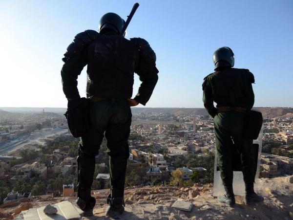 Аль-Каида ответственна за убийство 11 военных в Алжире