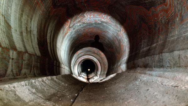 Обвал шахты в Донецкой области