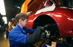 Запуск производства новой модели АвтоВАЗа LADA X-Ray в Самаре