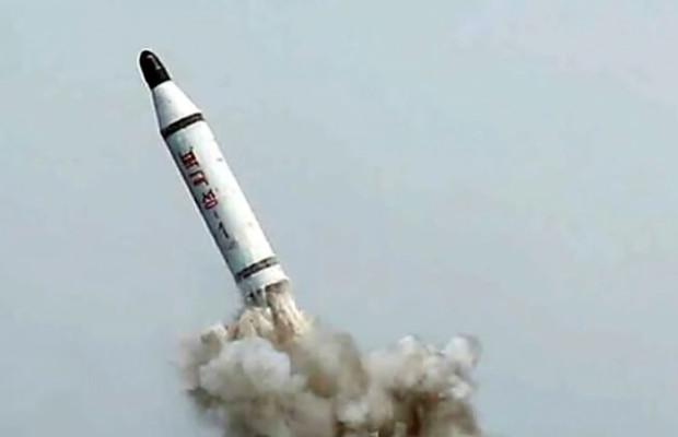 ballisticheskaya raketa