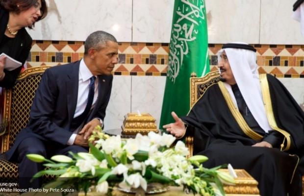 saudity i obama